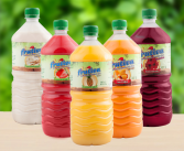 botellas frutiva